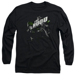 Image for Arrow Long Sleeve T-Shirt - Take Aim
