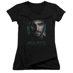 Image for Arrow Girls V Neck T-Shirt - Good Eye