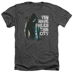 Image for Arrow Heather T-Shirt - You Have Failed