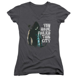 Image for Arrow Girls V Neck T-Shirt - You Have Failed