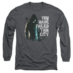 Image for Arrow Long Sleeve T-Shirt - You Have Failed