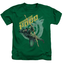 Image for Arrow Kids T-Shirt - Beware
