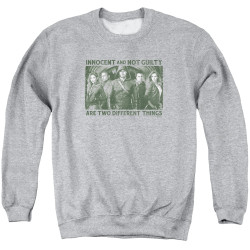 Image for Arrow Crewneck - Not Guilty