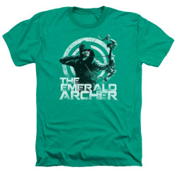 Image for Arrow Heather T-Shirt - Archer