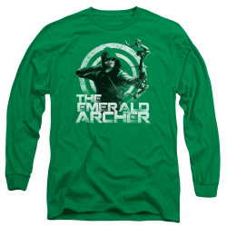 Image for Arrow Long Sleeve T-Shirt - Archer