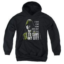 Image for Arrow Youth Hoodie - Save My City