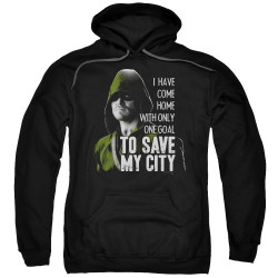 Image for Arrow Hoodie - Save My City