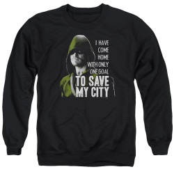 Image for Arrow Crewneck - Save My City