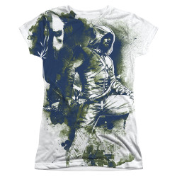 Image for Arrow Girls Sublimated T-Shirt - Spray Paint
