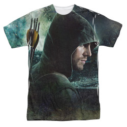 Image for Arrow Sublimated T-Shirt - Hero 100% Polyester