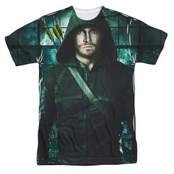 Image for Arrow Sublimated T-Shirt - Two Sides 100% Polyester