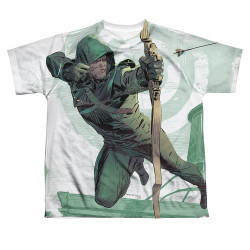 Image for Arrow Sublimated Youth T-Shirt - City Bullseye