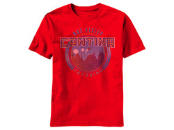 Image for Star Wars T-Shirt - Mos Eisley Cantina Tatooine