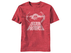 Image for Star Wars T-Shirt - Retro Command TIE Fighter