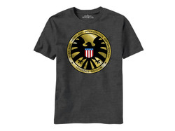 Image for S.H.I.E.L.D. T-Shirt - Medallion