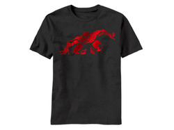 Image for Spider-Man T-Shirt - Red Chrome