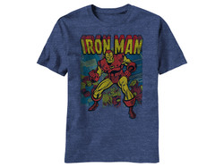 Image for Iron Man T-Shirt - Iron Panes