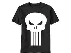 Image for Punisher T-Shirt - Classic Logo