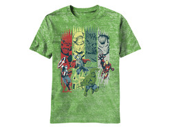Image for Avengers T-Shirt - Villains
