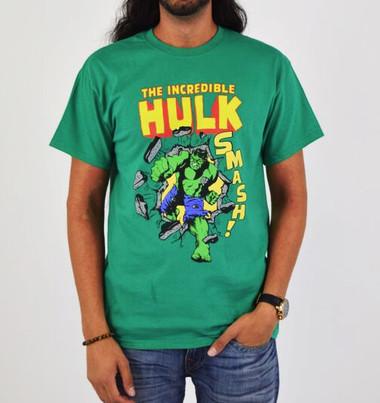 Image for The Incredible Hulk T-Shirt - Smash!