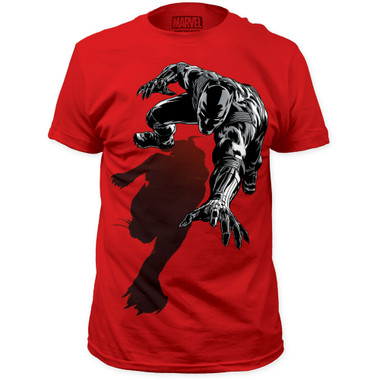 Image for Black Panther T-Shirt - Shadow
