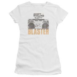 Image for Scott Weiland Girls T-Shirt - Blaster