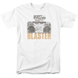 Image for Scott Weiland T-Shirt - Blaster