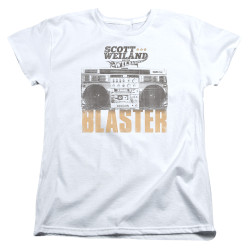 Image for Scott Weiland Woman's T-Shirt - Blaster
