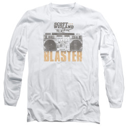 Image for Scott Weiland Long Sleeve T-Shirt - Blaster