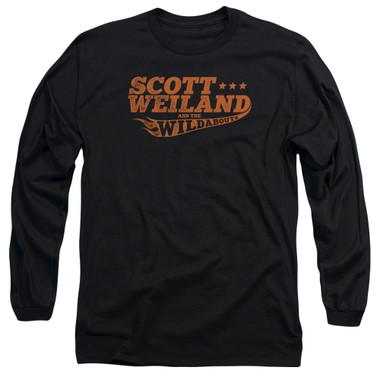 Image for Scott Weiland Long Sleeve T-Shirt - Logo