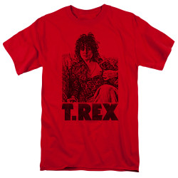Image for T Rex T-Shirt - Lounging