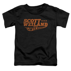 Image for Scott Weiland Toddler T-Shirt - Logo
