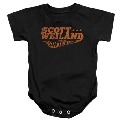 Image for Scott Weiland Baby Creeper - Logo
