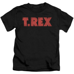 Image for T Rex Kids T-Shirt - Logo