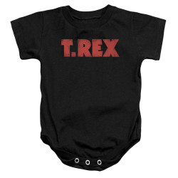 Image for T Rex Baby Creeper - Logo