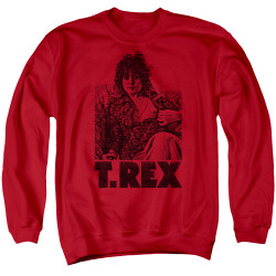 Image for T Rex Crewneck - Lounging