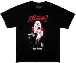 Image for Evil Dead 2 T-Shirt - Choke