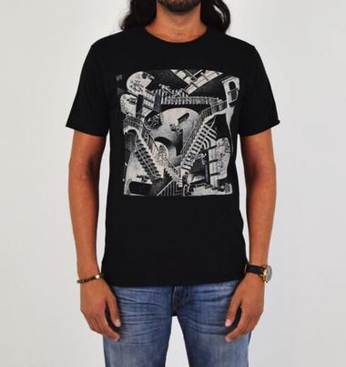 Image for MC Escher Relativity T-Shirt