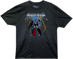Image for Transformers T-Shirt - Megatron Metal Head