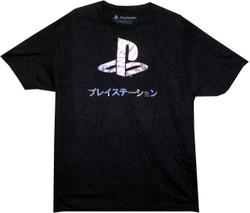 Image for Playstation Foil Logo T-Shirt
