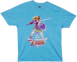 Image for Legend of Zelda Skyward Sword T-Shirt