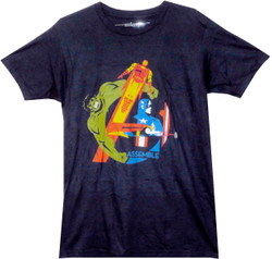 Image for Avengers Assemble T-Shirt
