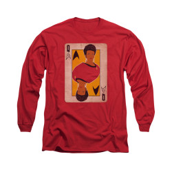 Image for Star Trek Long Sleeve Shirt - Queen