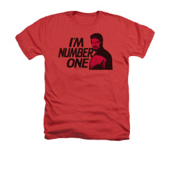 Image for Star Trek the Next Generation Heather T-Shirt - I'm Number One