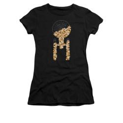 Image for Star Trek Juniors T-Shirt - Tribble Takeover