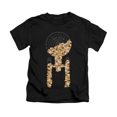 Image for Star Trek Kids T-Shirt - Tribble Takeover