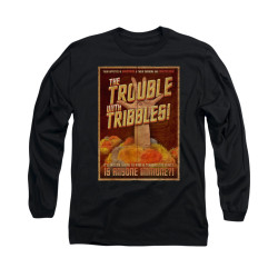 Image for Star Trek Long Sleeve Shirt - Tribbles: the Movie Poster