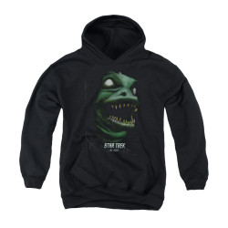 Image for Star Trek Youth Hoodie - the Gorn
