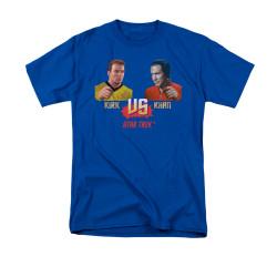 Image for Star Trek T-Shirt - Kirk vs Khan