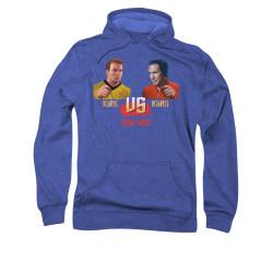 Image for Star Trek Hoodie - Kirk vs Khan